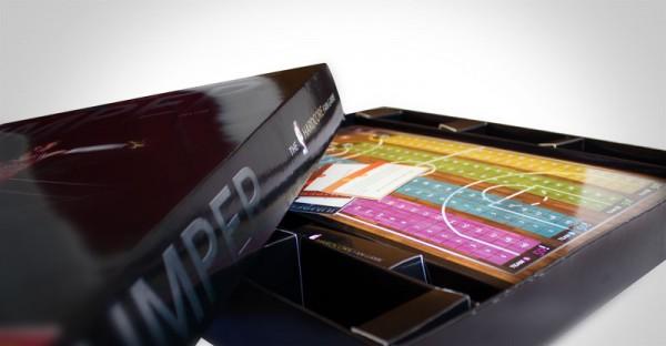 Diseño de Packaging para Juego de Mesa