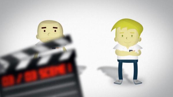 Proceso de nuestra última animación