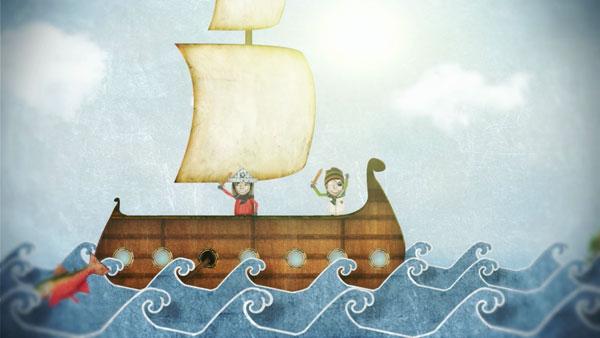 animación de personajes en HD