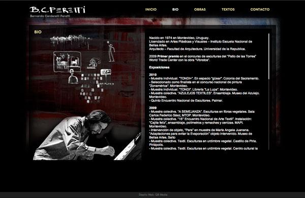 Sitio Web para Artista Plástico - photo#48