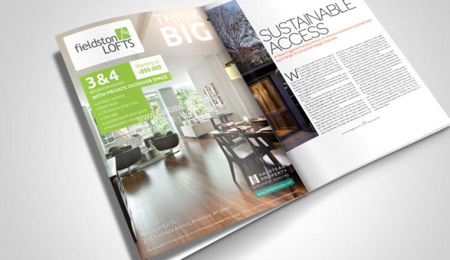 arch magazine designers