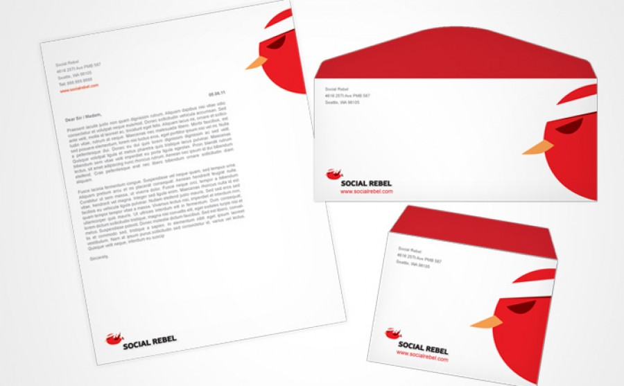 corporate ID design