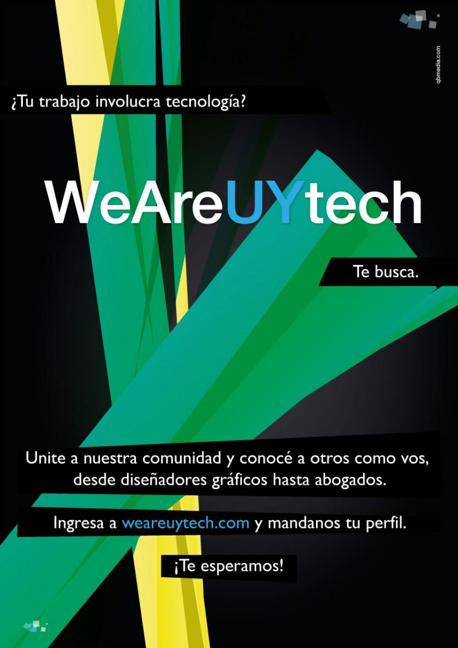 tu trabajo involucra tecnología