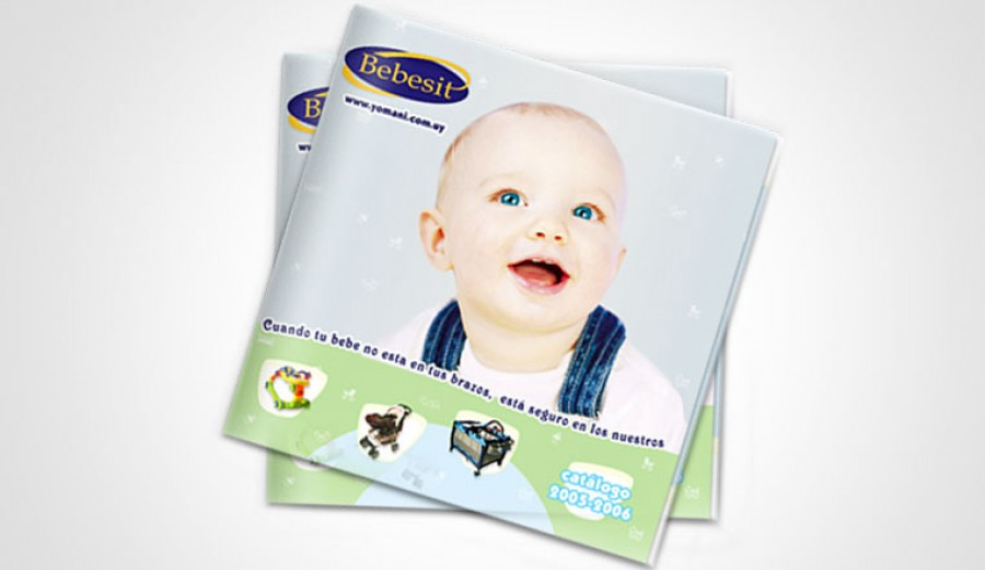 Baby Catalogue Front