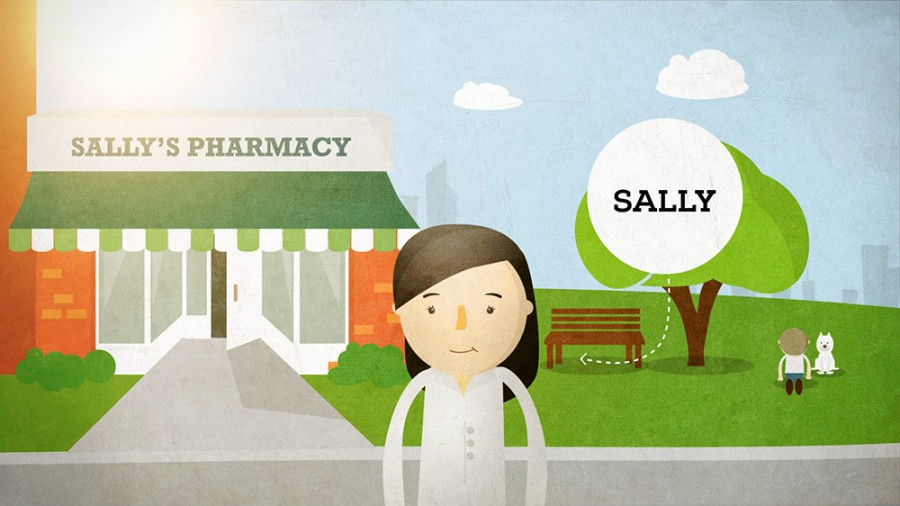 character in pharmacy