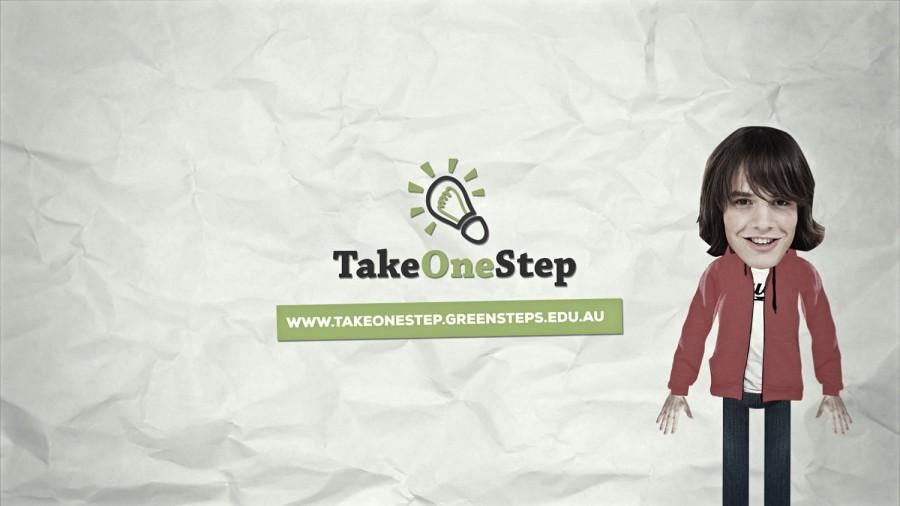 green steps placa final