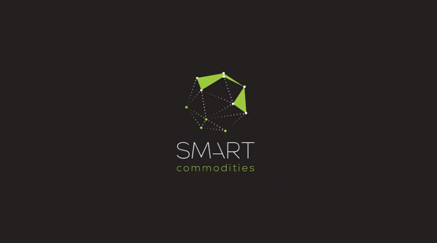 Smart Commodities logo design