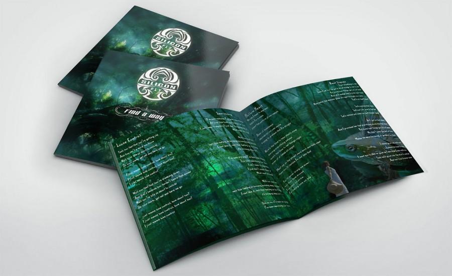 album presentation