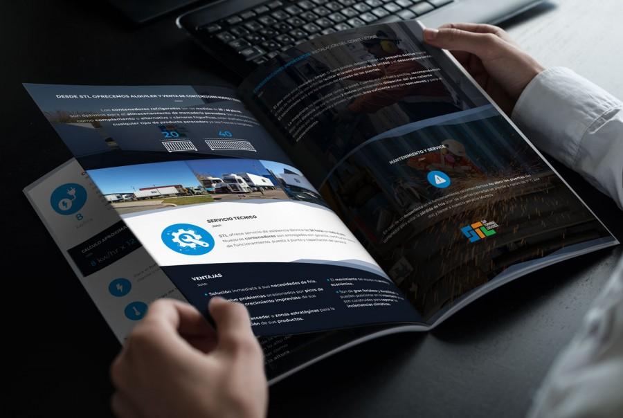 stl interior page design