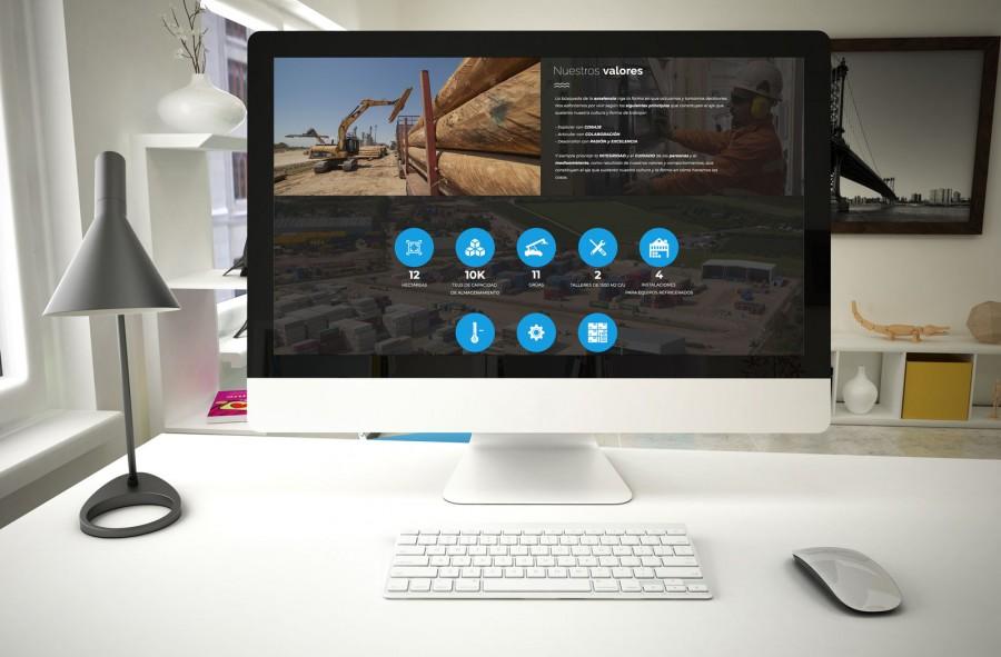 diseño y desarrollo web uruguay