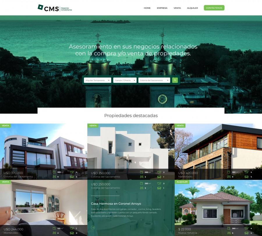 real estate search uruguay