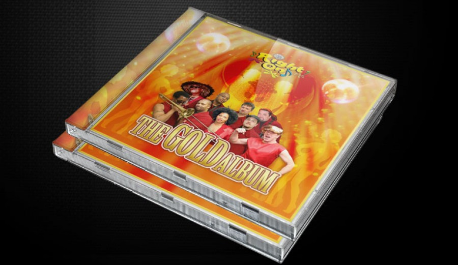 Diseño portdas de CD