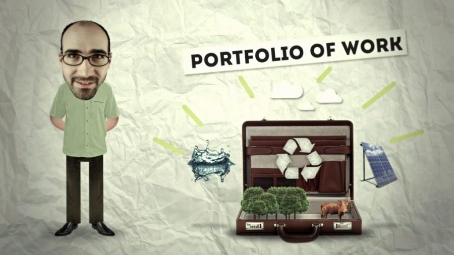 portfolio of work carbon credits