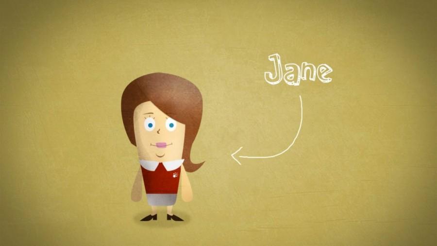 Jane animation