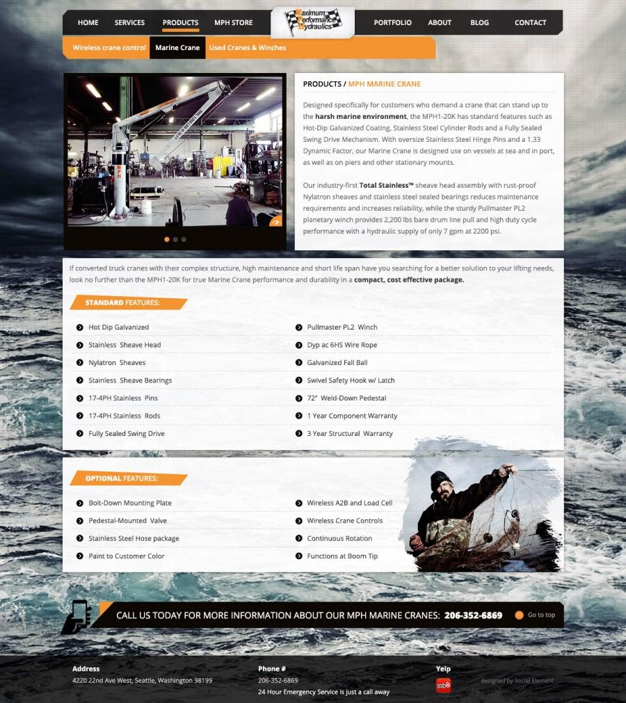 pagina de productos