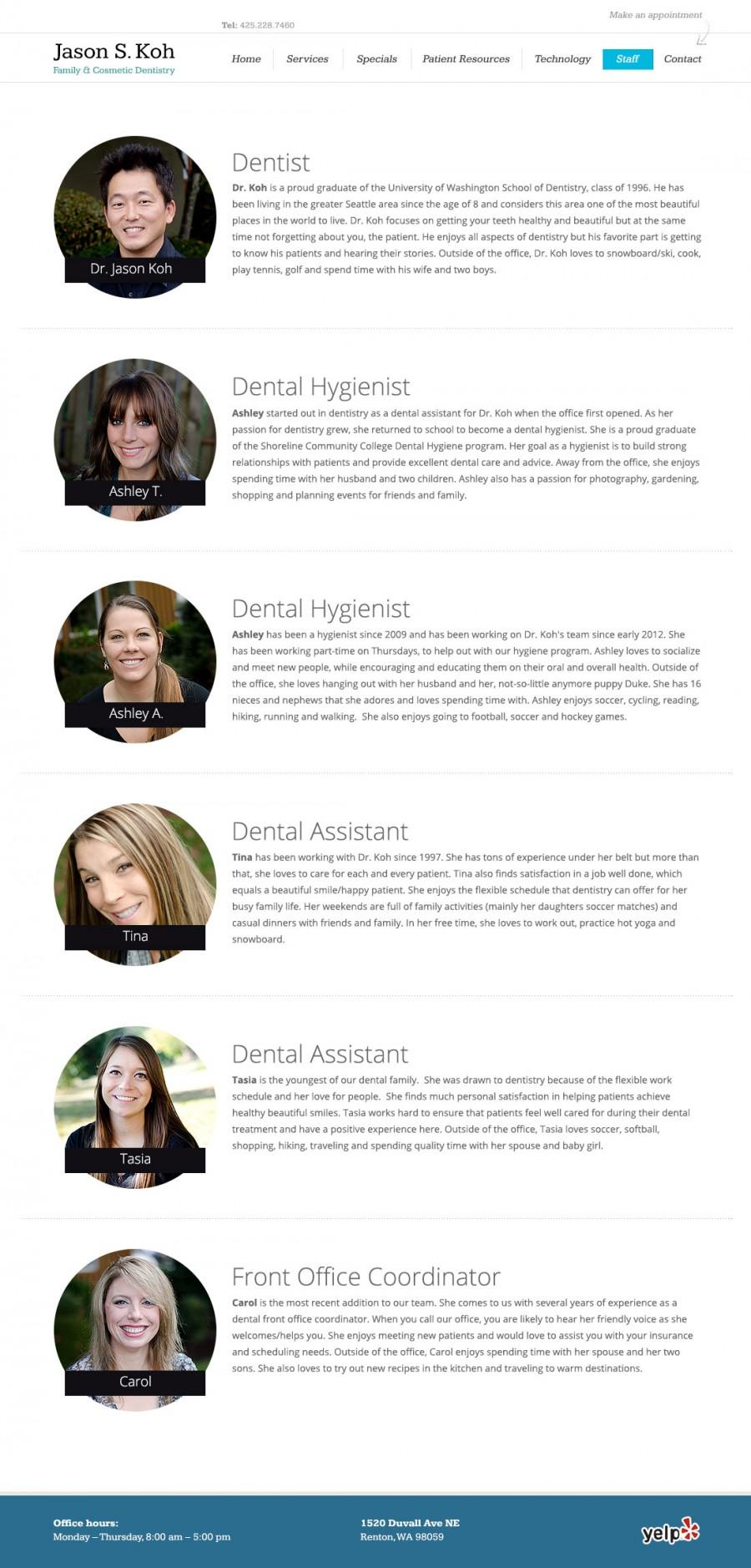 equipo dentistas