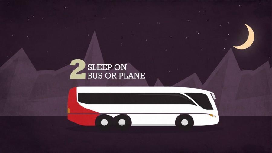 animación autobús