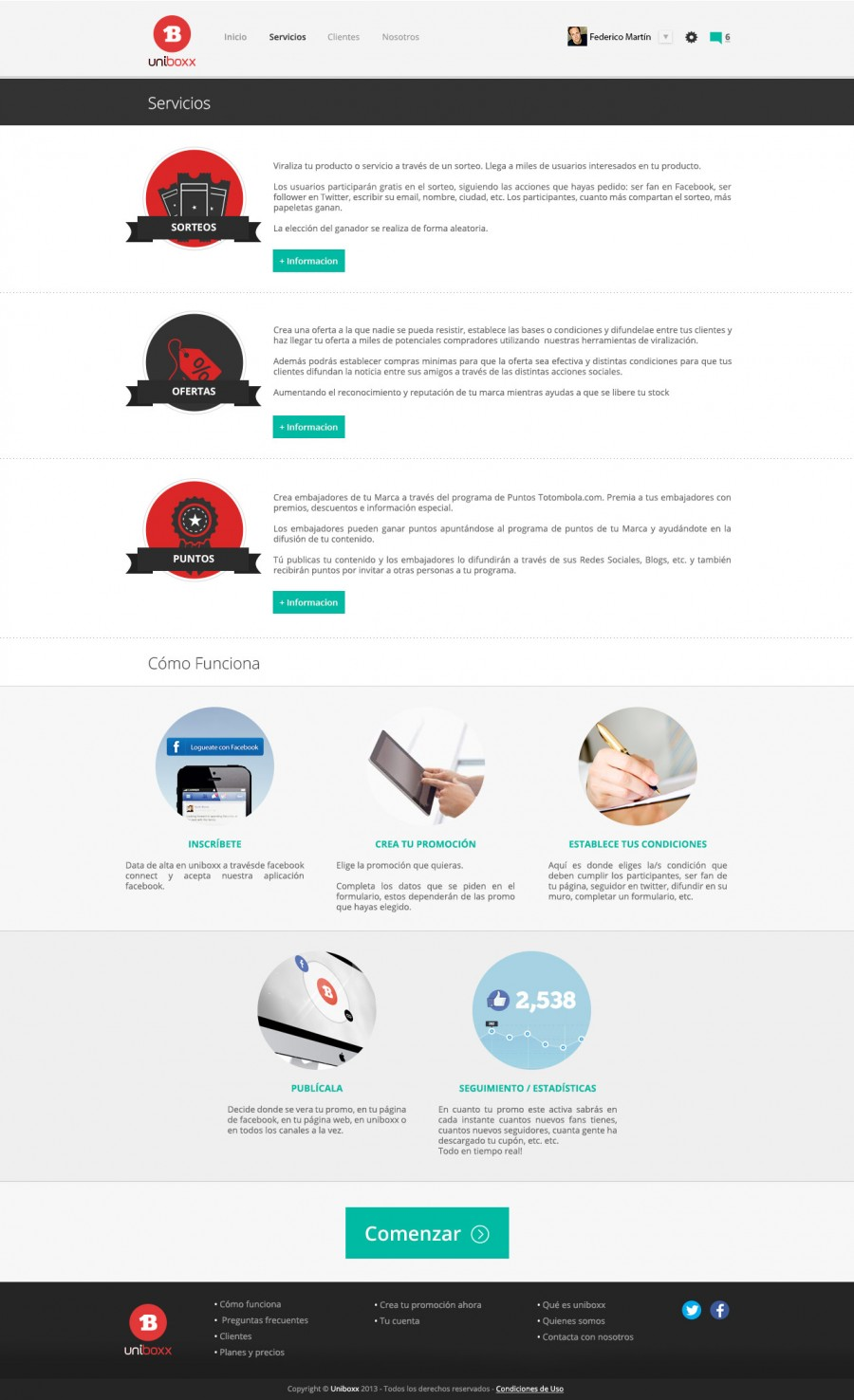 online marketing tool services