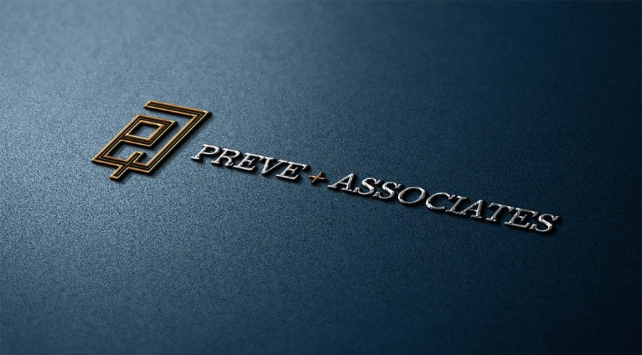 private banking logo design