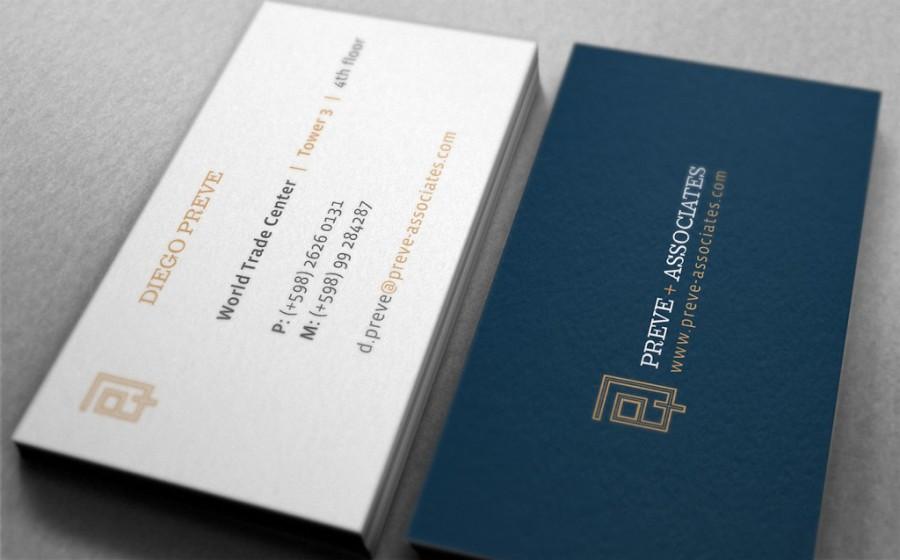 diseño de tarjeta personales servicios financieros