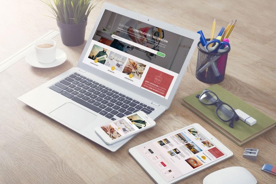 diseño de directorio online