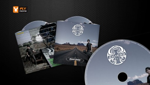 packaging and artwork for promo single
