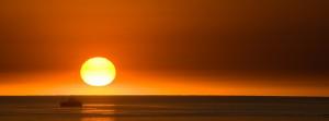 puesta de sol uruguay