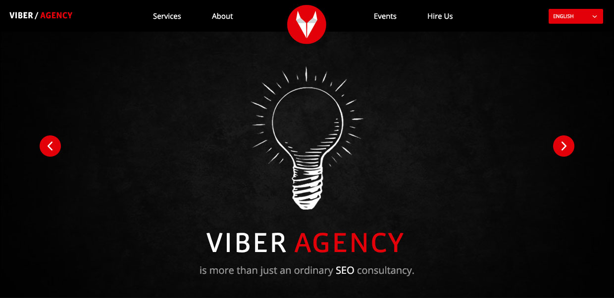 Viber Agency Web