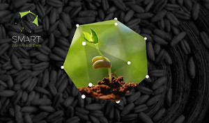 smart commodities logo application