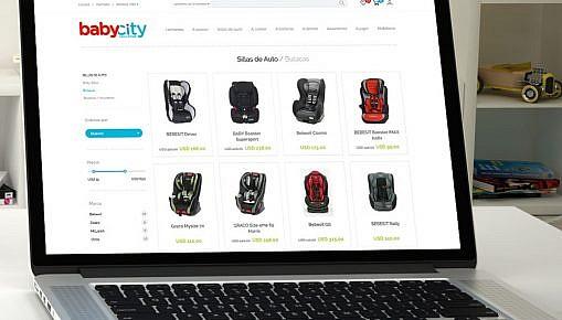 diseño de ecommerce en uruguay