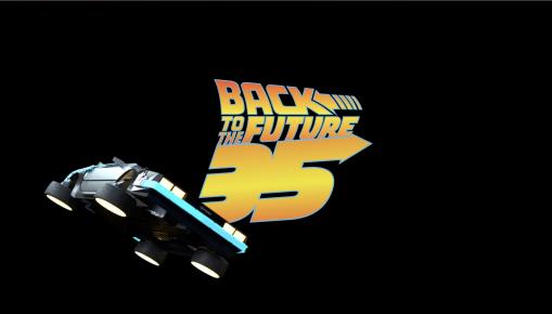animacion regreso al futuro