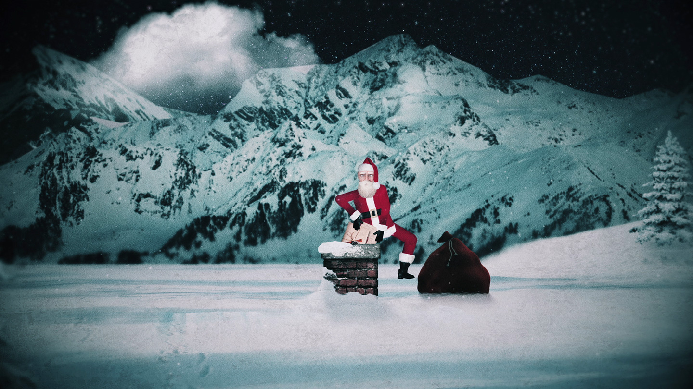 Animación navideña para el canal SYFY