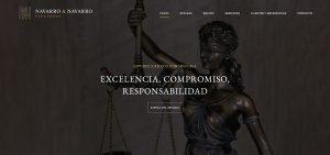 diseño web estudio juridico uruguay